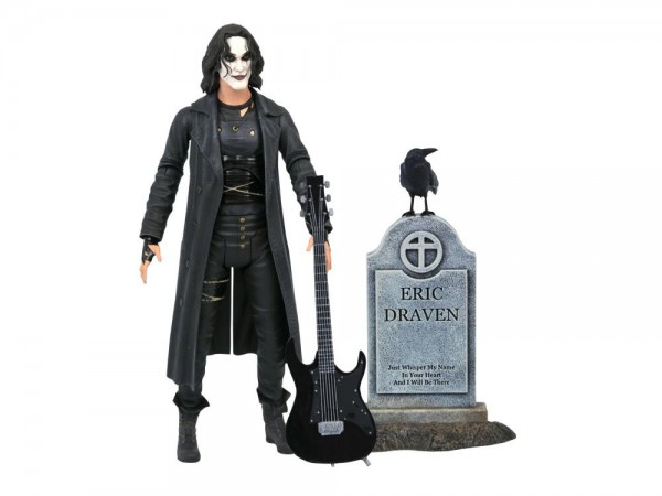 The Crow Select Actionfigur Eric Draven (Deluxe)
