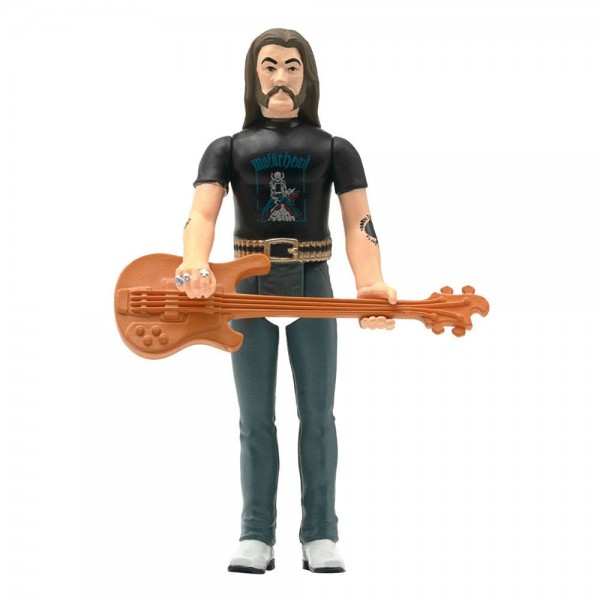 Motorhead ReAction Actionfigur Lemmy (Recolor)