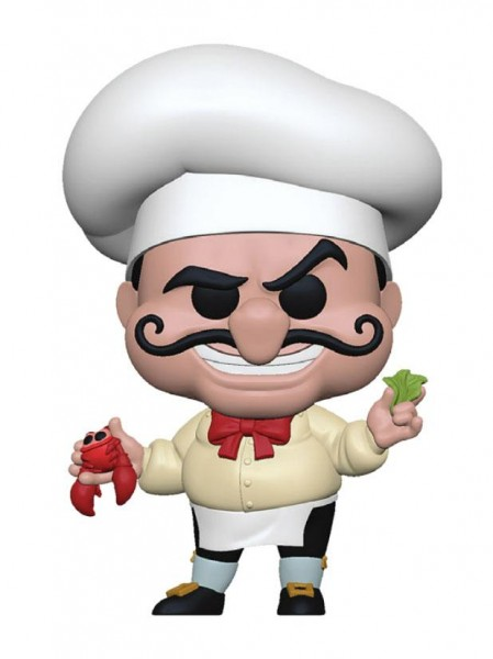 Little Mermaid Funko Pop! Vinylfigur Chef Louis