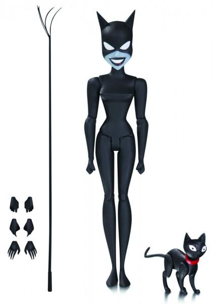 Batman New Adventures Actionfigur Catwoman