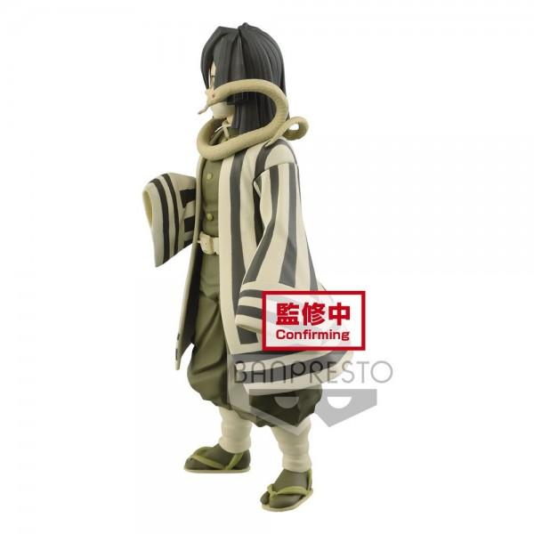 Demon Slayer: Kimetsu no Yaiba Statue Obanai Iguro