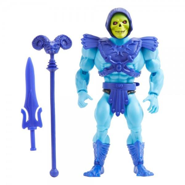 Masters of the Universe Origins 2021 Actionfigur Skeletor (Classic Version)