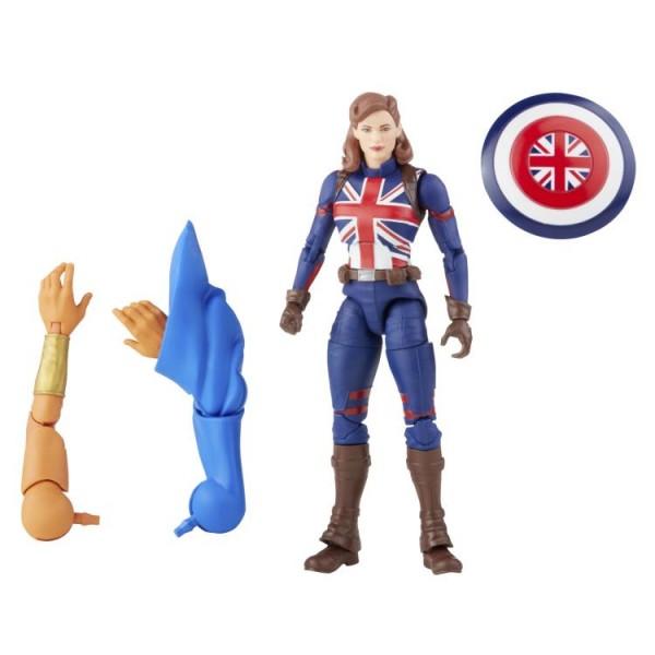 What If...? Marvel Legends Actionfigur Captain Carter