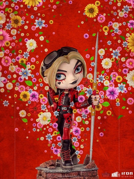 The Suicide Squad Minico PVC Figur Harley Quinn