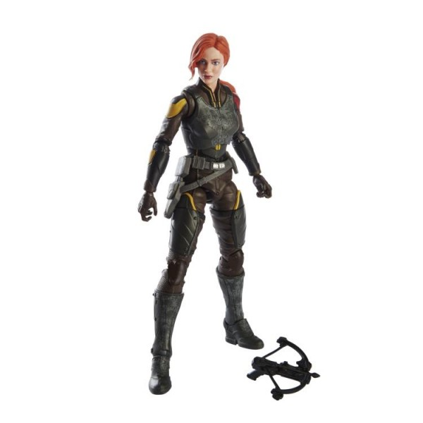 G.I. Joe Classified Series Actionfigur 15 cm Scarlett (Movie)