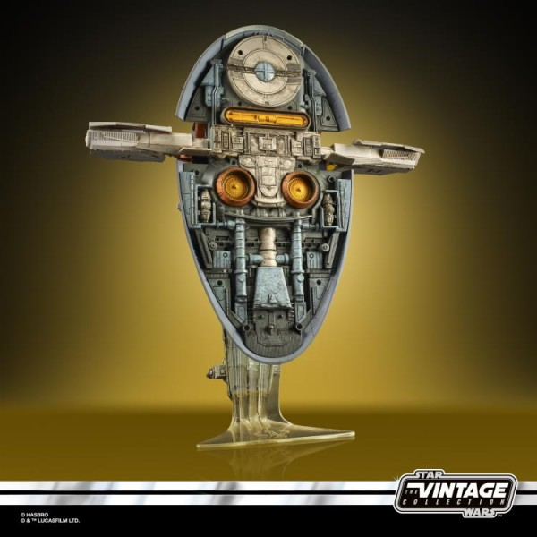 Star Wars Vintage Collection Fahrzeug Boba Fett's Slave I (Exclusive)