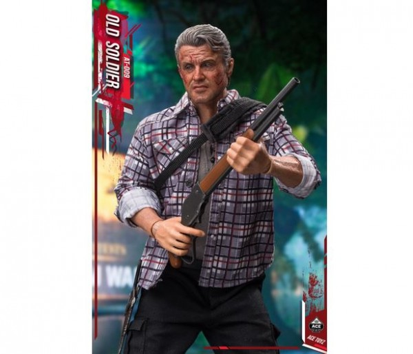 Ace Toyz 1/6 Actionfigur Old Soldier