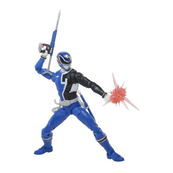 Power Rangers Lightning Collection Actionfiguren 15 cm S.P.D. B-Squad Blue Ranger & S.P.D. A-Squad B