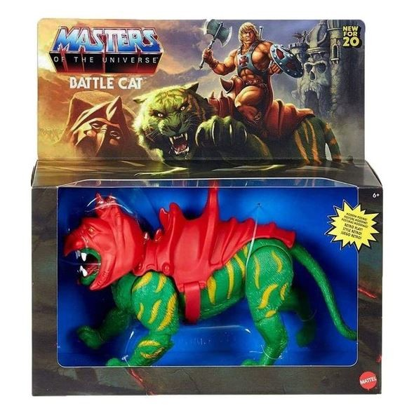 Masters of the Universe Origins 2020 Actionfigur Battle Cat