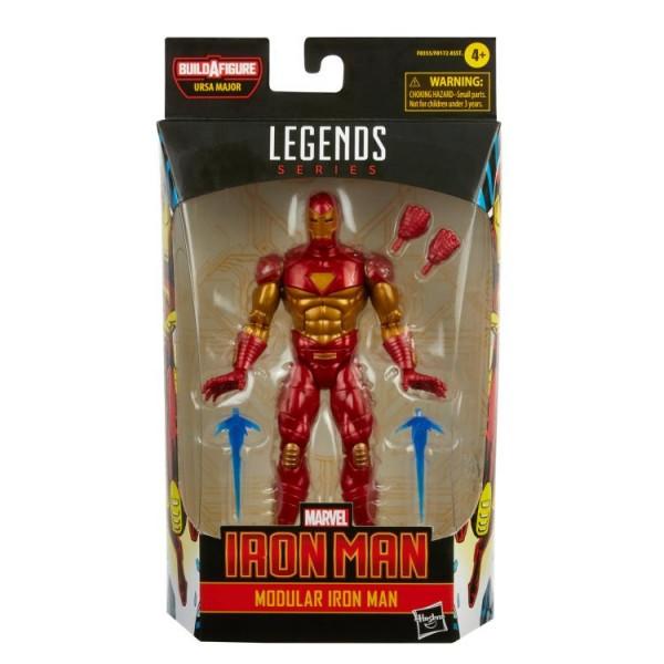 Marvel Legends Comic Actionfigur Modular Iron Man
