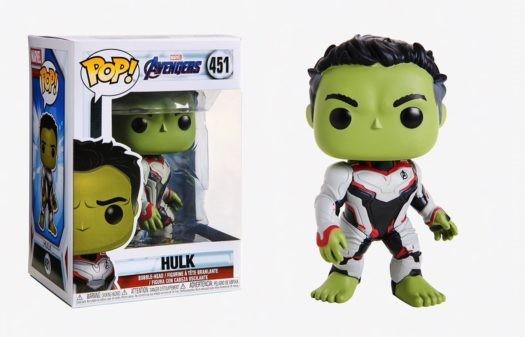 Avengers Endgame Funko Pop! Vinylfigur Hulk 451