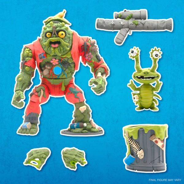 Teenage Mutant Ninja Turtles Ultimates Actionfiguren-Set Wave 4 (4)