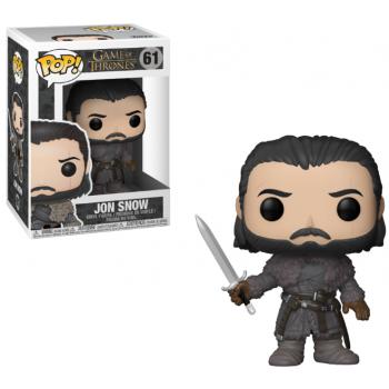 Game of Thrones Funko Pop! Vinylfigur Jon Snow (Beyond The Wall) 61