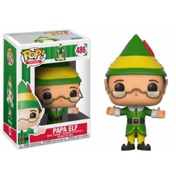 Elf Funko Pop! Vinylfigur Papa Elf 486