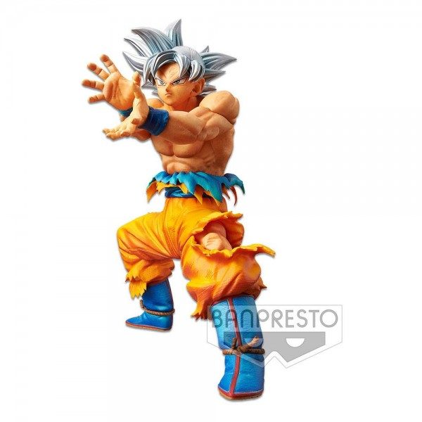 Dragonball Super DXF The Super Warriors Statue Ultra Instinct Goku (Special Version)