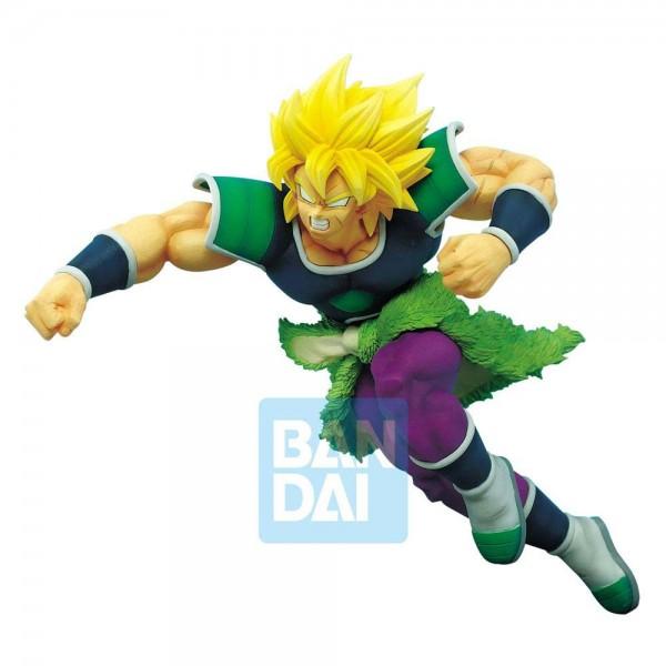 Dragonball Super Z-Battle Statue Super Saiyajin Broly
