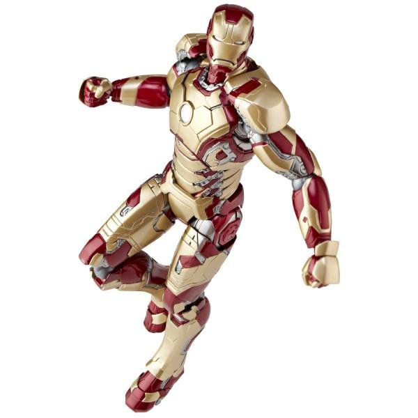 Iron Man Mark 42 Actionfigur Sci-Fi Revoltech #049
