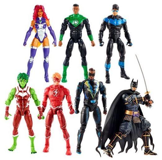 DC Comics Multiverse 15 cm Actionfiguren Wave 11 Ninja Batman (6)