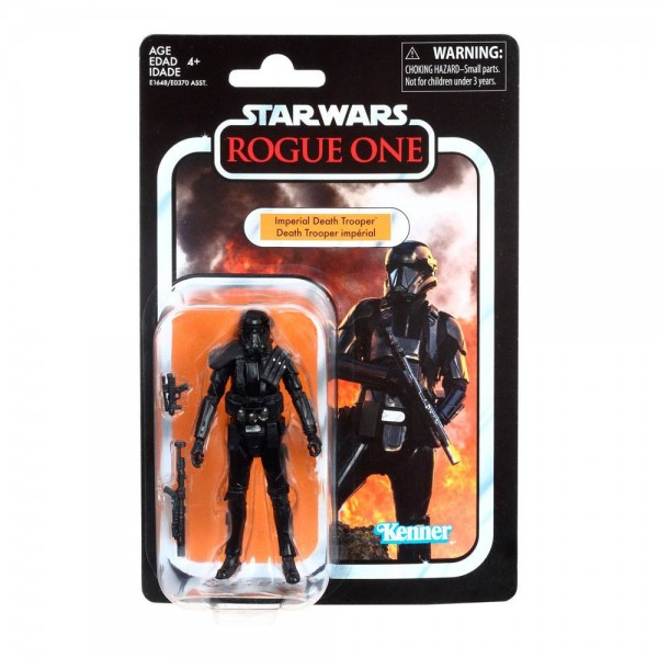 Star Wars Vintage Collection 2018 Actionfigur 10 cm Imperial Death Trooper (Rogue One)