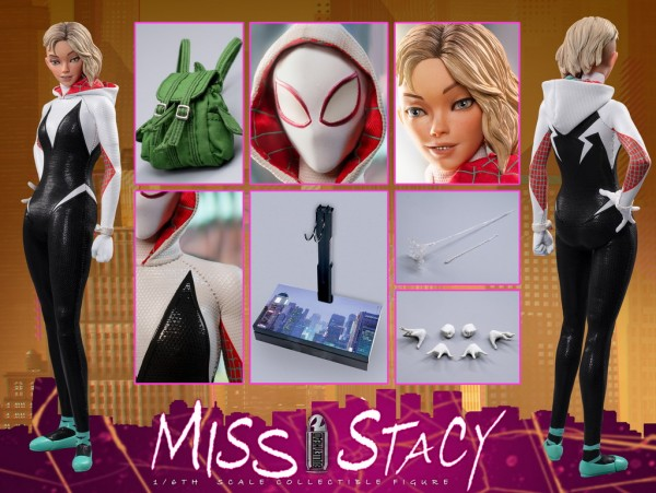 Bullet Head Actionfigur 1/6 Miss Stacy