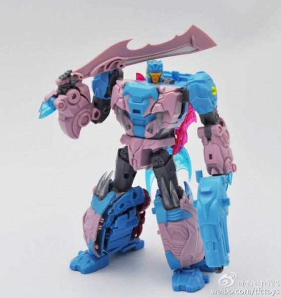 TFC Toys POSEIDON: P-03 Bigbite