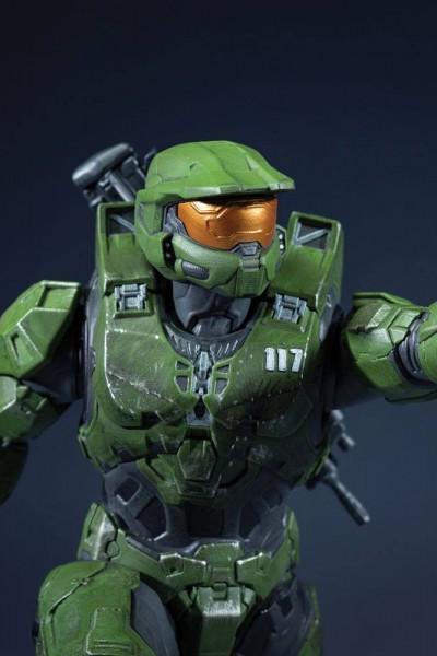 Halo Infinite Statue Master Chief & Grappleshot