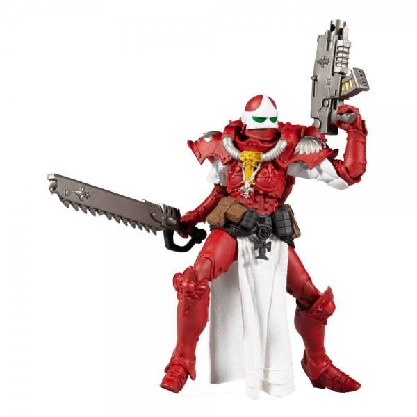 Warhammer 40k Actionfigur Adepta Sororitas Battle Sister (Order of The Bloody Rose)