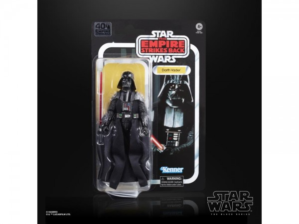 Star Wars Black Series Empire Strikes Back 40th Anniversary Actionfigur 15 cm Darth Vader
