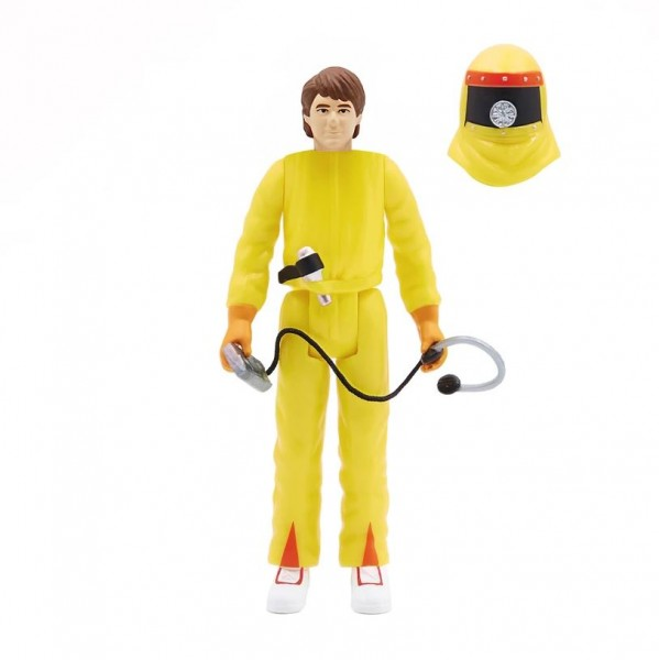 Back to the Future ReAction Actionfigur Marty McFly (in Radiation Suit)