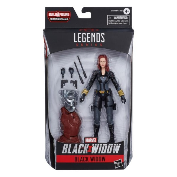 Black Widow Movie Marvel Legends Actionfigur Black Widow