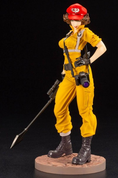 G.I. Joe Bishoujo Statue 1/7 Lady Jaye (Canary Ann Color Version)