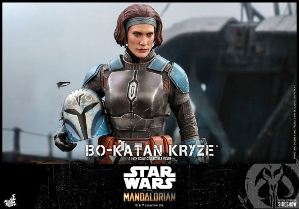 Star Wars The Mandalorian Television Masterpiece Actionfigur 1/6 Bo-Katan Kryze