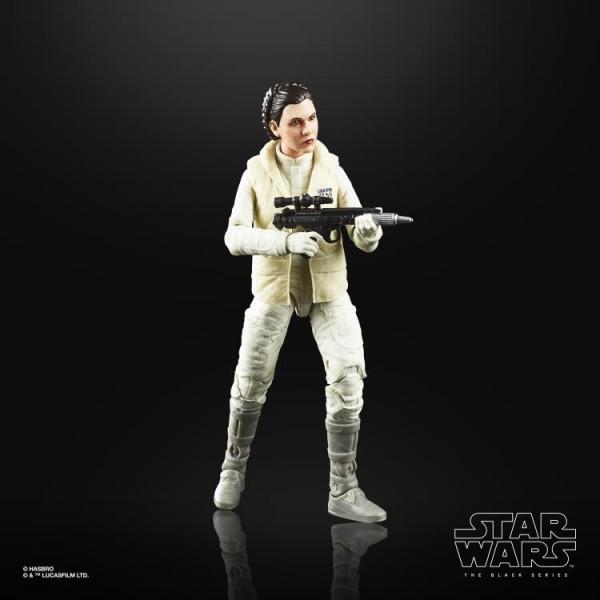 Star Wars Black Series Empire Strikes Back 40th Anniversary Actionfigur 15 cm Princess Leia Organa (