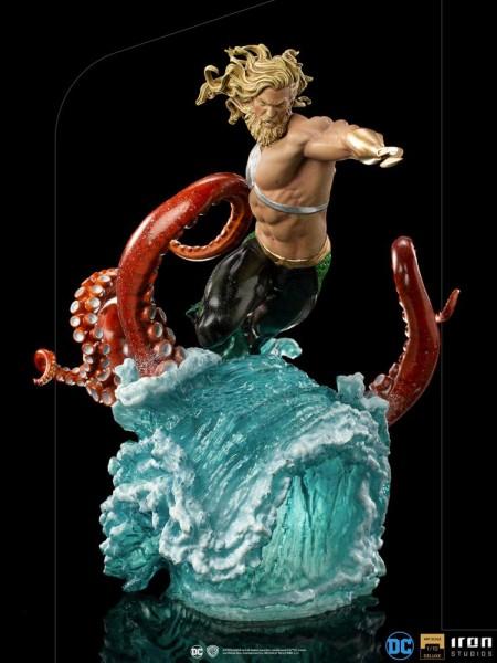 DC Comics Art Scale Statue 1/10 Aquaman (Deluxe)