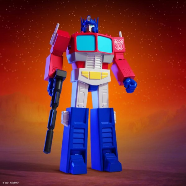 Transformers Ultimates Actionfiguren-Set Wave 1 (4)