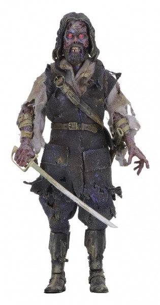 The Fog - Nebel des Grauens Retro Actionfigur Captain Blake