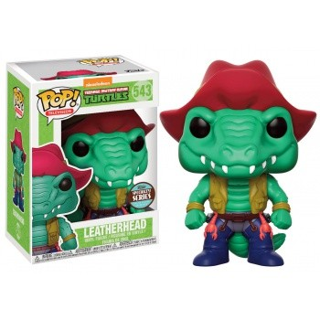 Teenage Mutant Ninja Turtles Funko Pop! Vinylfigur Leatherhead 543 (Speciality Series)