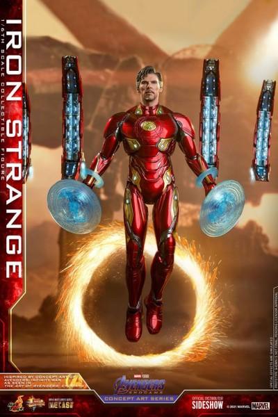 Avengers Endgame Concept Art Series Actionfigur 1/6 Iron Strange