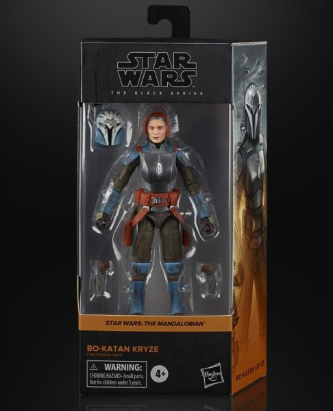 Star Wars Black Series Actionfigur 15 cm Bo-Katan Kryze (The Mandalorian)