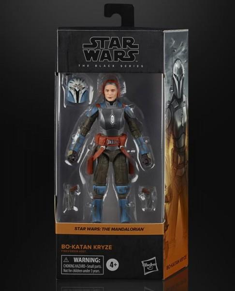 Star Wars Black Series Actionfigur 15 cm Bo-Katan Kryze (The Mandalorian)