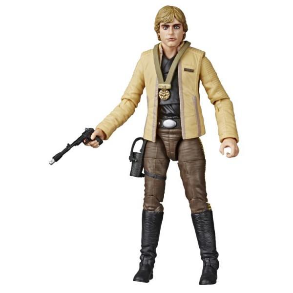 Star Wars Black Series Actionfigur 15 cm Luke Skywalker (Yavin Ceremony)