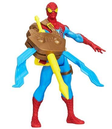 Amazing Spider-Man 2 Actionfigur Arrow Spider-Man