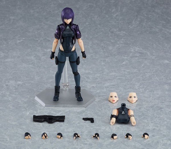 Ghost in the Shell SAC_2045 Figma Actionfigur Motoko Kusanagi (SAC_2045 Version)