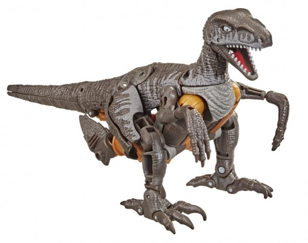 Transformers Generations War For Cybertron KINGDOM Voyager Dinobot