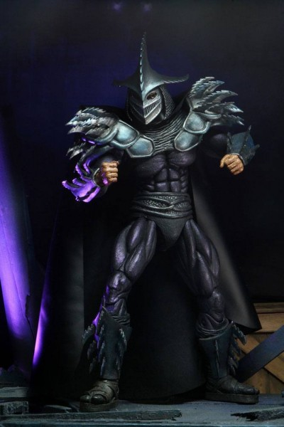 Teenage Mutant Ninja Turtles 2 Movie Actionfigur Super Shredder (Shadow Master) Deluxe