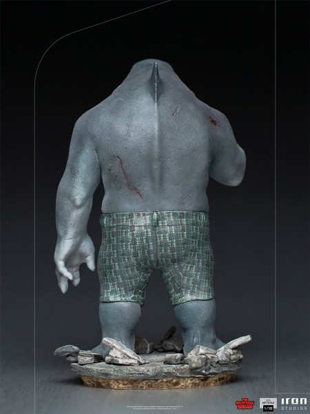 The Suicide Squad BDS Art Scale Statue 1/10 King Shark