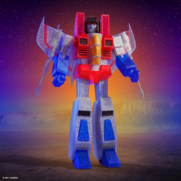 Transformers Ultimates Actionfigur Ghost of Starscream