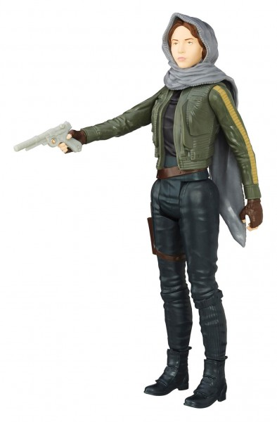 Star Wars Rogue One Ultimate Actionfigur Sergeant Jyn Erso (Jedha) 30 cm
