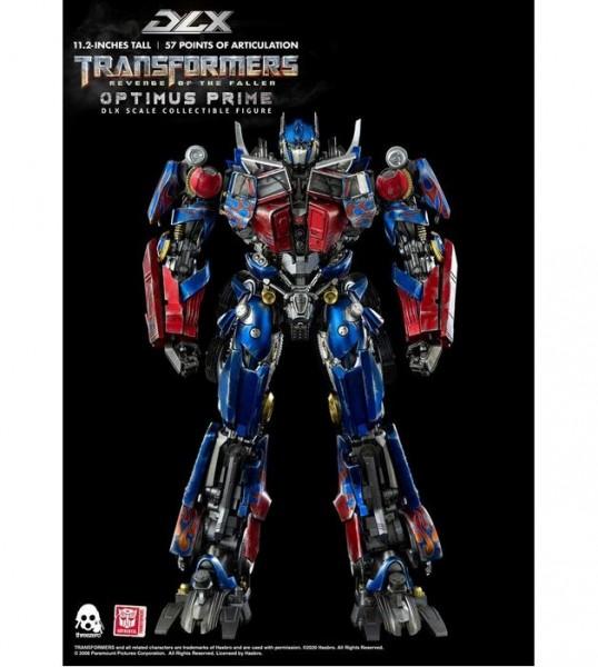 Transformers: Revenge of the Fallen DLX Scale Actionfigur 1/6 Optimus Prime