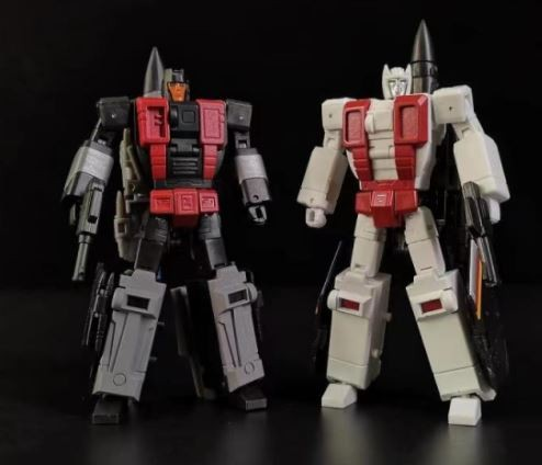 Zeta Toys ZC-01 Downthrust